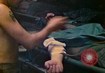 Image of wounded soldiers Saipan Northern Mariana Islands, 1944, second 3 stock footage video 65675077880