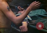Image of wounded soldiers Saipan Northern Mariana Islands, 1944, second 5 stock footage video 65675077880