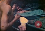 Image of wounded soldiers Saipan Northern Mariana Islands, 1944, second 8 stock footage video 65675077880