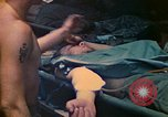 Image of wounded soldiers Saipan Northern Mariana Islands, 1944, second 9 stock footage video 65675077880