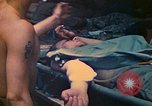 Image of wounded soldiers Saipan Northern Mariana Islands, 1944, second 10 stock footage video 65675077880