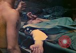 Image of wounded soldiers Saipan Northern Mariana Islands, 1944, second 11 stock footage video 65675077880