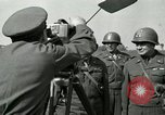 Image of American soldiers Germany, 1945, second 6 stock footage video 65675077885