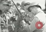Image of German soldiers surrender at Tangermunde Tangermunde Germany, 1945, second 1 stock footage video 65675077889