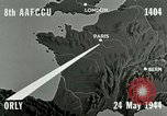 Image of bombing an airfield Orly France, 1944, second 3 stock footage video 65675077899