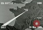 Image of bombing an airfield Orly France, 1944, second 4 stock footage video 65675077899