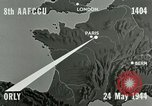 Image of bombing an airfield Orly France, 1944, second 8 stock footage video 65675077899