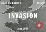 Image of 8th Air Force attacks Calais France, 1944, second 1 stock footage video 65675077900