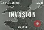 Image of 8th Air Force attacks Calais France, 1944, second 4 stock footage video 65675077900