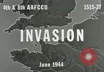 Image of 8th Air Force attacks Calais France, 1944, second 5 stock footage video 65675077900