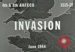 Image of 8th Air Force attacks Calais France, 1944, second 7 stock footage video 65675077900