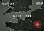 Image of 9th Air Force attacks Normandy France, 1944, second 3 stock footage video 65675077901