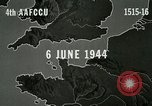 Image of 9th Air Force attacks Normandy France, 1944, second 4 stock footage video 65675077901