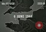 Image of 9th Air Force attacks Normandy France, 1944, second 5 stock footage video 65675077901