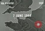 Image of 9th Air Force attacks Normandy France, 1944, second 1 stock footage video 65675077902