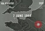 Image of 9th Air Force attacks Normandy France, 1944, second 3 stock footage video 65675077902