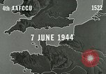 Image of 9th Air Force attacks Normandy France, 1944, second 4 stock footage video 65675077902