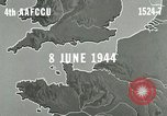 Image of 9th Air Force attacks Normandy France, 1944, second 1 stock footage video 65675077903
