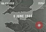 Image of 9th Air Force attacks Normandy France, 1944, second 2 stock footage video 65675077903