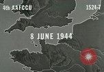 Image of 9th Air Force attacks Normandy France, 1944, second 3 stock footage video 65675077903