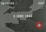 Image of 9th Air Force attacks Normandy France, 1944, second 4 stock footage video 65675077903