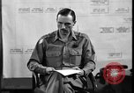 Image of Major Tisdell Manila Philippines, 1946, second 5 stock footage video 65675077907