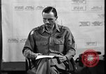 Image of Major Tisdell Manila Philippines, 1946, second 8 stock footage video 65675077907
