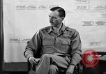 Image of Major Tisdell Manila Philippines, 1946, second 8 stock footage video 65675077908
