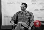 Image of Major Tisdell Manila Philippines, 1946, second 9 stock footage video 65675077908