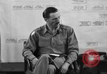 Image of Major Tisdell Manila Philippines, 1946, second 7 stock footage video 65675077909