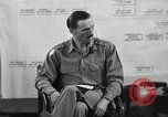 Image of Major Tisdell Manila Philippines, 1946, second 8 stock footage video 65675077909