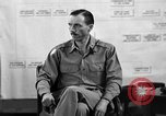 Image of Major Tisdell Manila Philippines, 1946, second 1 stock footage video 65675077910