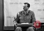 Image of Major Tisdell Manila Philippines, 1946, second 4 stock footage video 65675077912