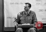 Image of Major Tisdell Manila Philippines, 1946, second 9 stock footage video 65675077912