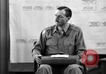 Image of Major Tisdell Manila Philippines, 1946, second 10 stock footage video 65675077912