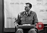 Image of Major Tisdell Manila Philippines, 1946, second 11 stock footage video 65675077912