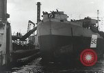 Image of Landing Ship Tank Normandy France, 1944, second 2 stock footage video 65675077915