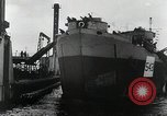 Image of Landing Ship Tank Normandy France, 1944, second 4 stock footage video 65675077915