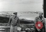 Image of navy camp Normandy France, 1944, second 9 stock footage video 65675077916