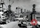 Image of Rhino ferry Normandy France, 1944, second 2 stock footage video 65675077917