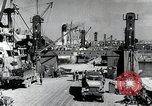Image of Rhino ferry Normandy France, 1944, second 6 stock footage video 65675077917