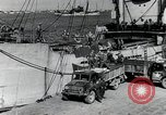 Image of Rhino ferry Normandy France, 1944, second 8 stock footage video 65675077917