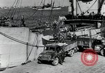 Image of Rhino ferry Normandy France, 1944, second 9 stock footage video 65675077917