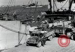 Image of Rhino ferry Normandy France, 1944, second 12 stock footage video 65675077917