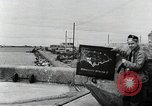 Image of Seabees Normandy France, 1944, second 9 stock footage video 65675077918