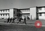 Image of aviation cadets attend classes San Antonio Texas USA, 1950, second 10 stock footage video 65675077920