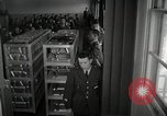 Image of aviation cadets in dining hall San Antonio Texas USA, 1950, second 12 stock footage video 65675077921