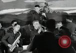 Image of Aviation cadets socializing during time off San Antonio Texas USA, 1950, second 4 stock footage video 65675077928