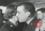 Image of Aviation cadets socializing during time off San Antonio Texas USA, 1950, second 9 stock footage video 65675077928
