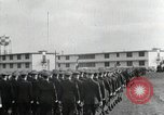 Image of aviation cadets marching  at Lackland  AFB San Antonio Texas USA, 1950, second 6 stock footage video 65675077929